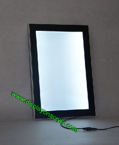 LED Magnetic Open Light Boxes