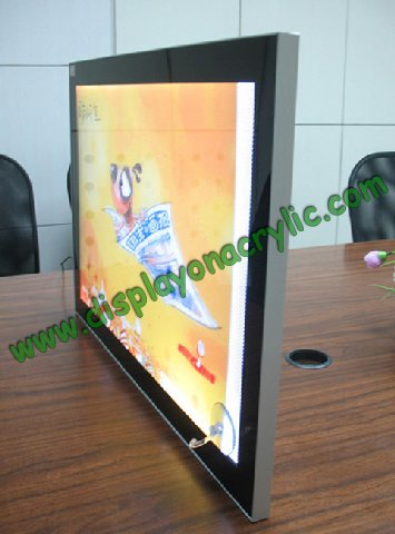 Double Sided Light Boxes Magnetic Light Panel Acrylic