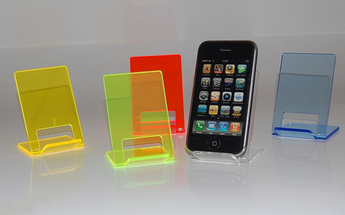 acrylic display for cellphone(2)