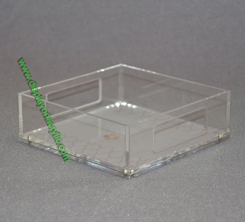 Lucite Serving Trays