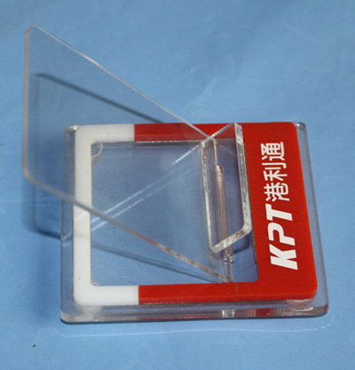 plexiglass mobile phone holder