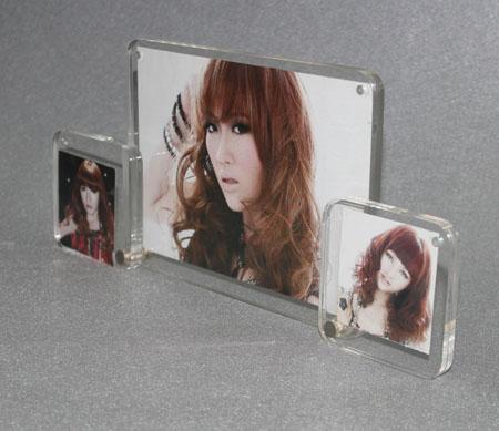 Acrylic Photo Frame Multi Photo Frames Magnetic Photo Frame